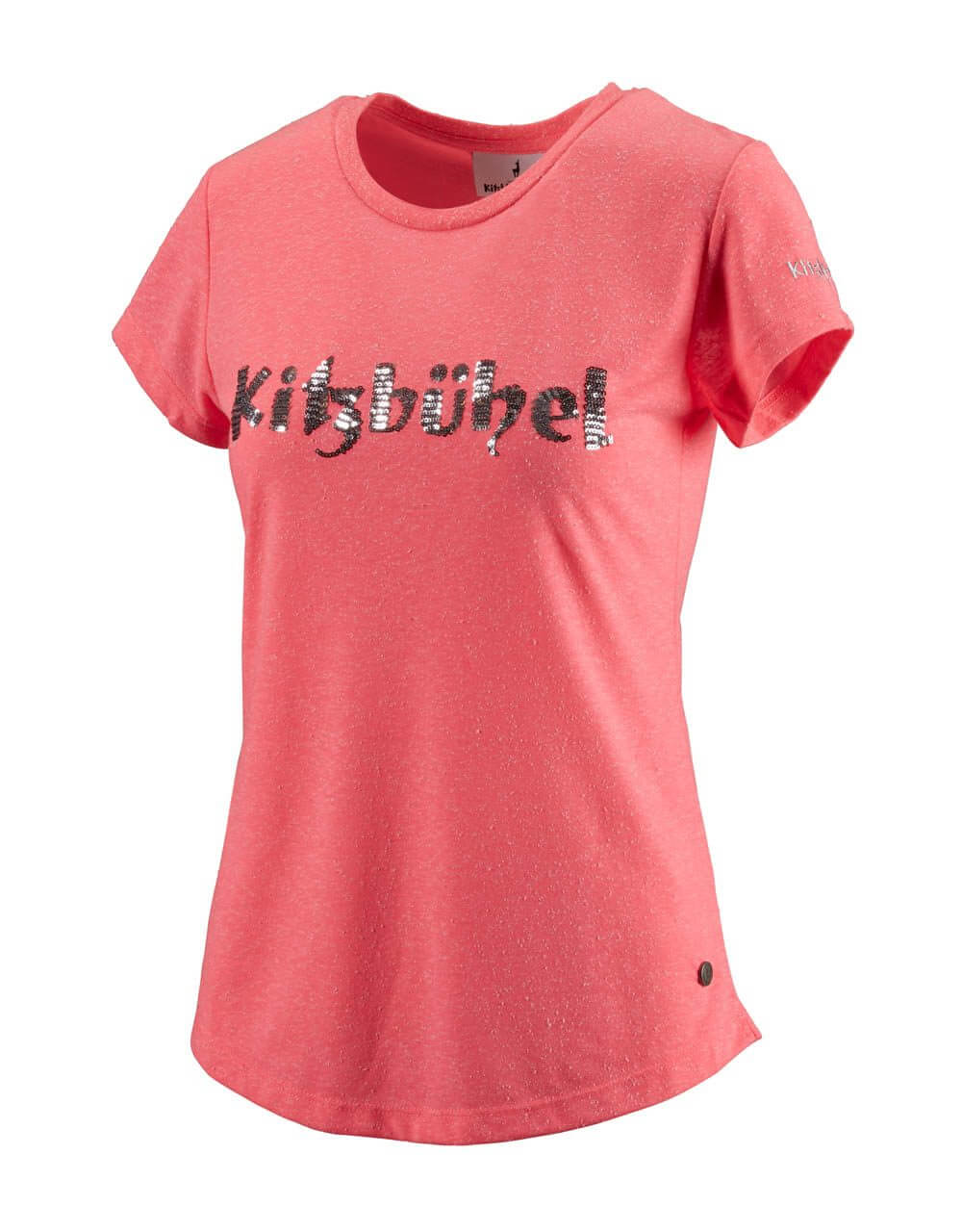 681760932 Damen T-Shirt coralle