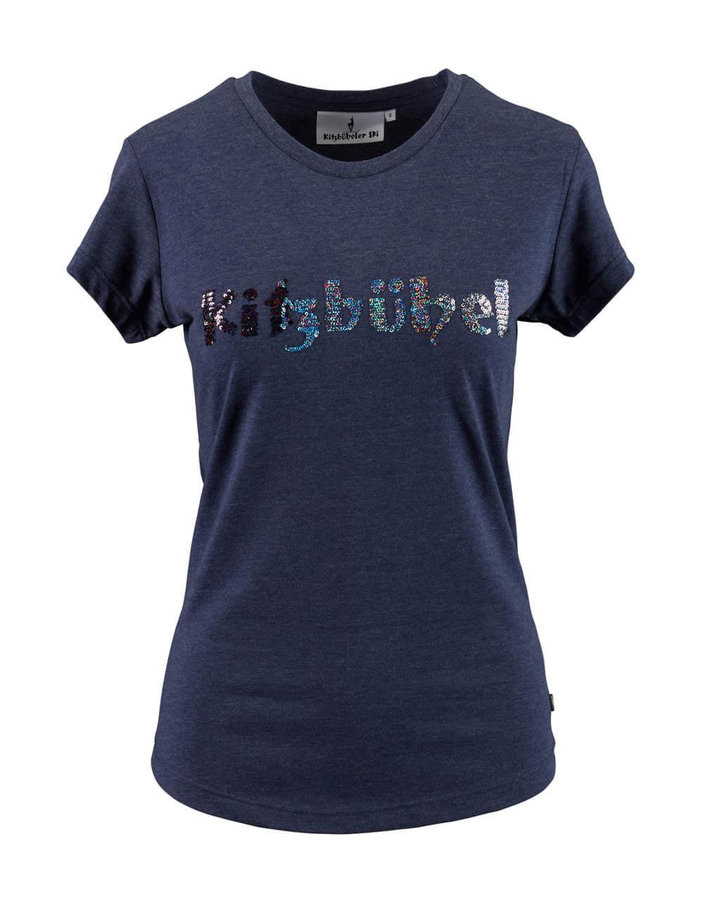 681761001 Damen T-Shirt pailetten