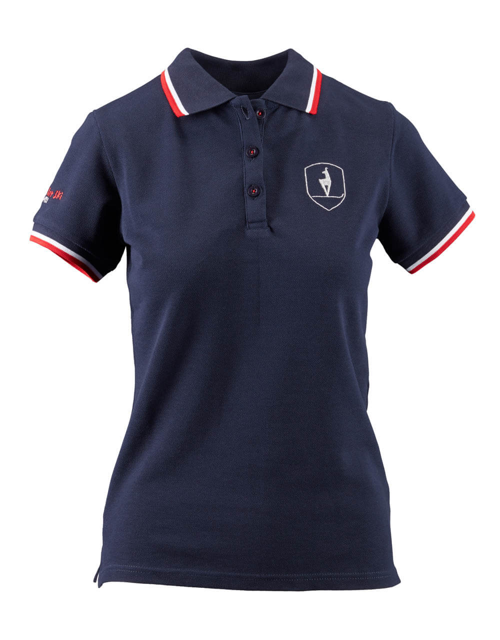 689125001 Damen Polo blau