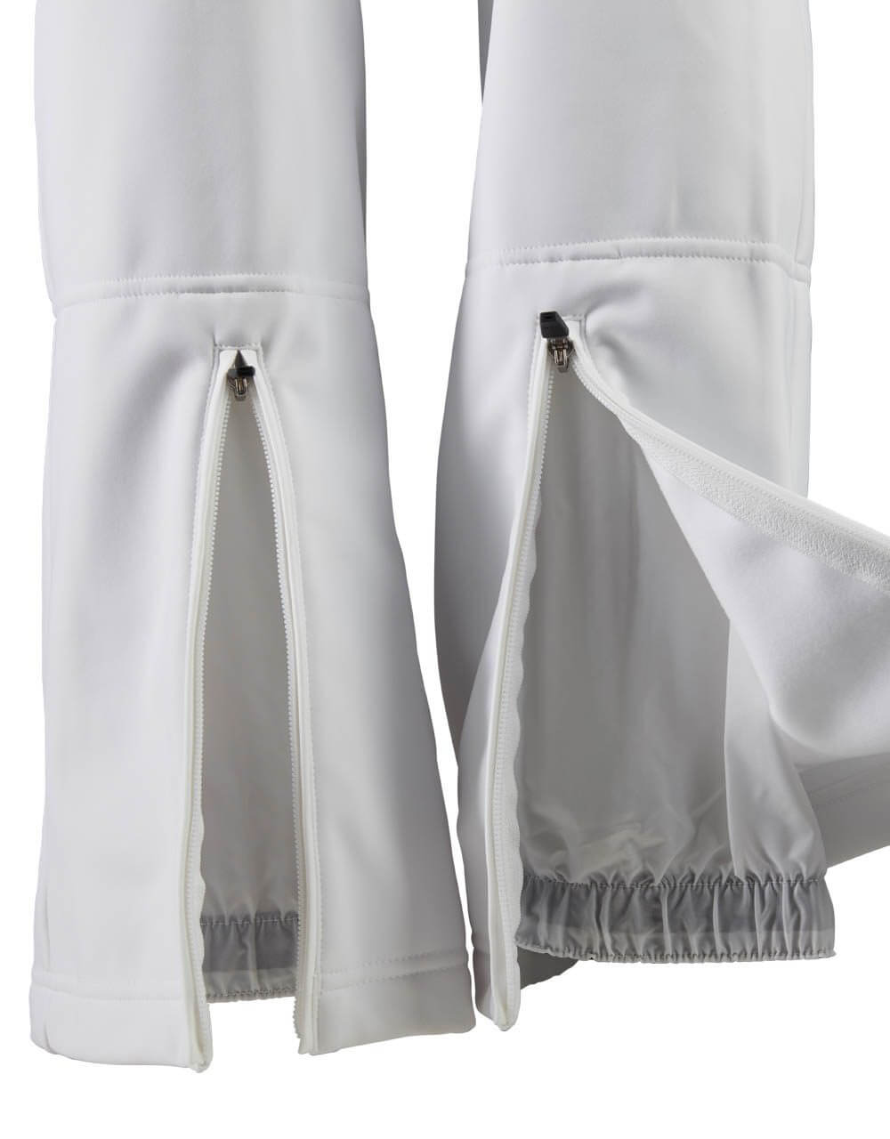811151600 Damen Softshellhose weiss