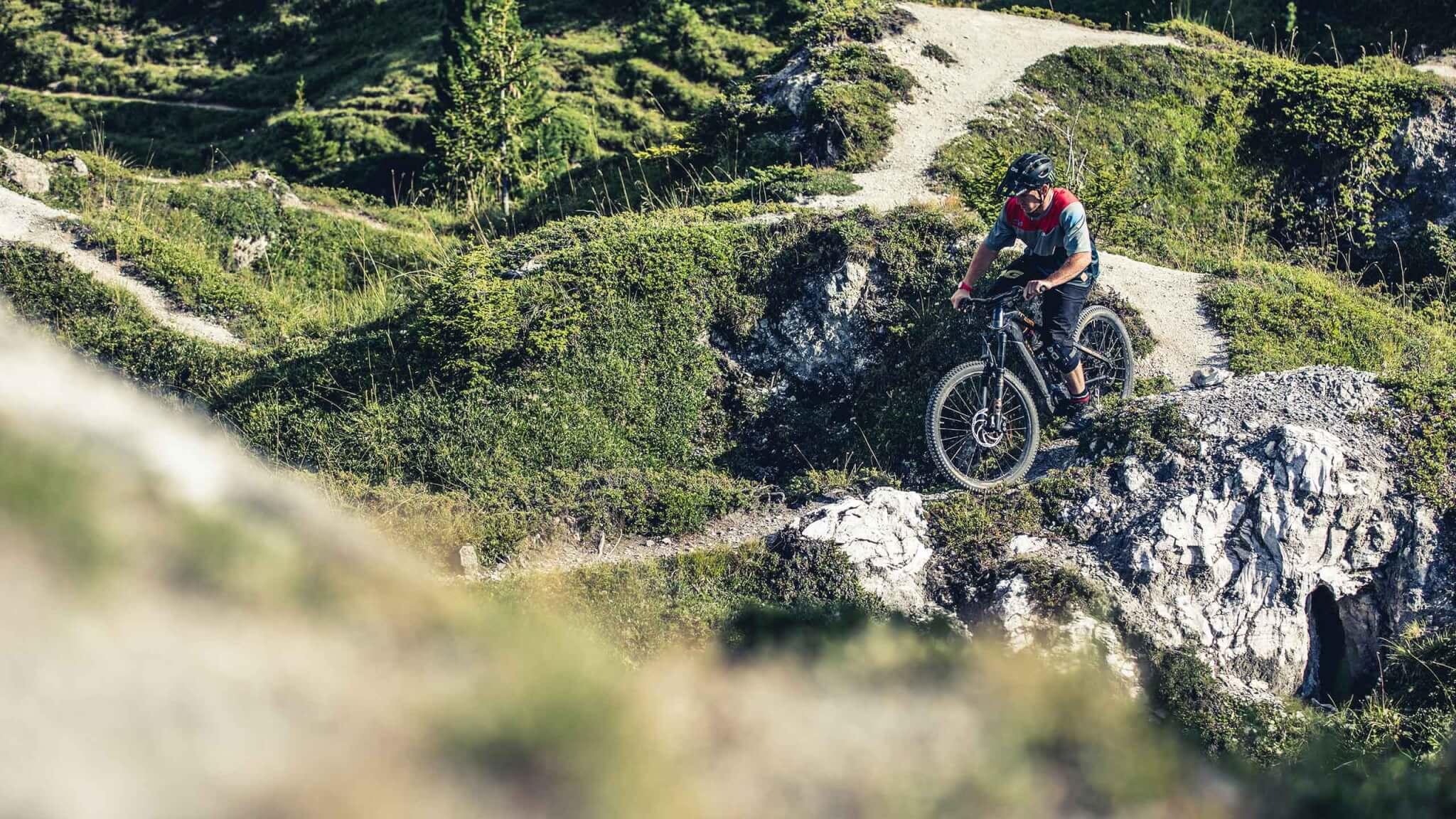 Kitzsport E-bike Header Kitzbühel