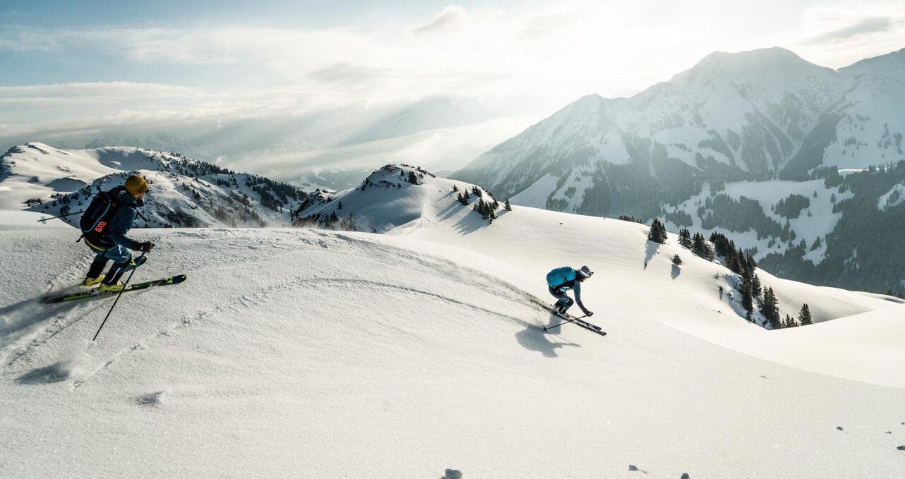 Kitzbühel skitouren freeride