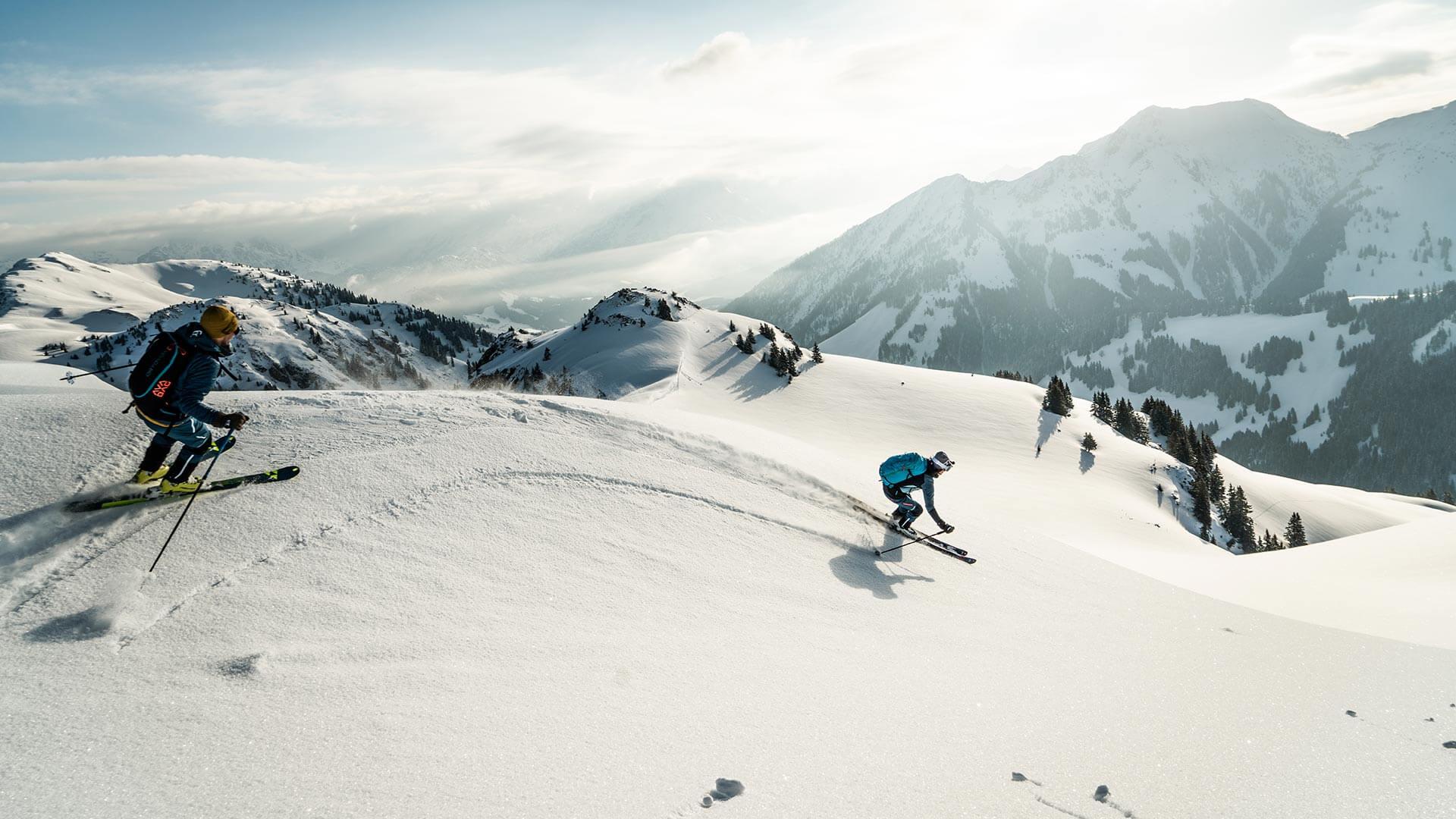 Kitzsport skitouren Kitzbühel