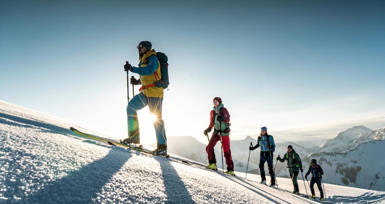 Kitzsport skitour Header Kitzbühel