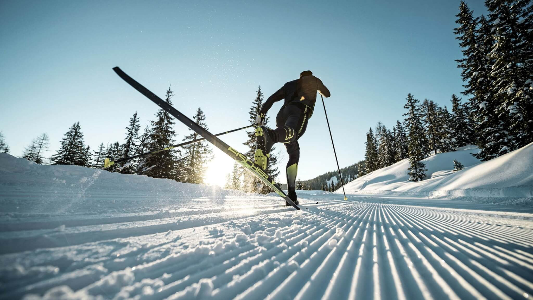 Kitzsport Langlauf Kitzbühel