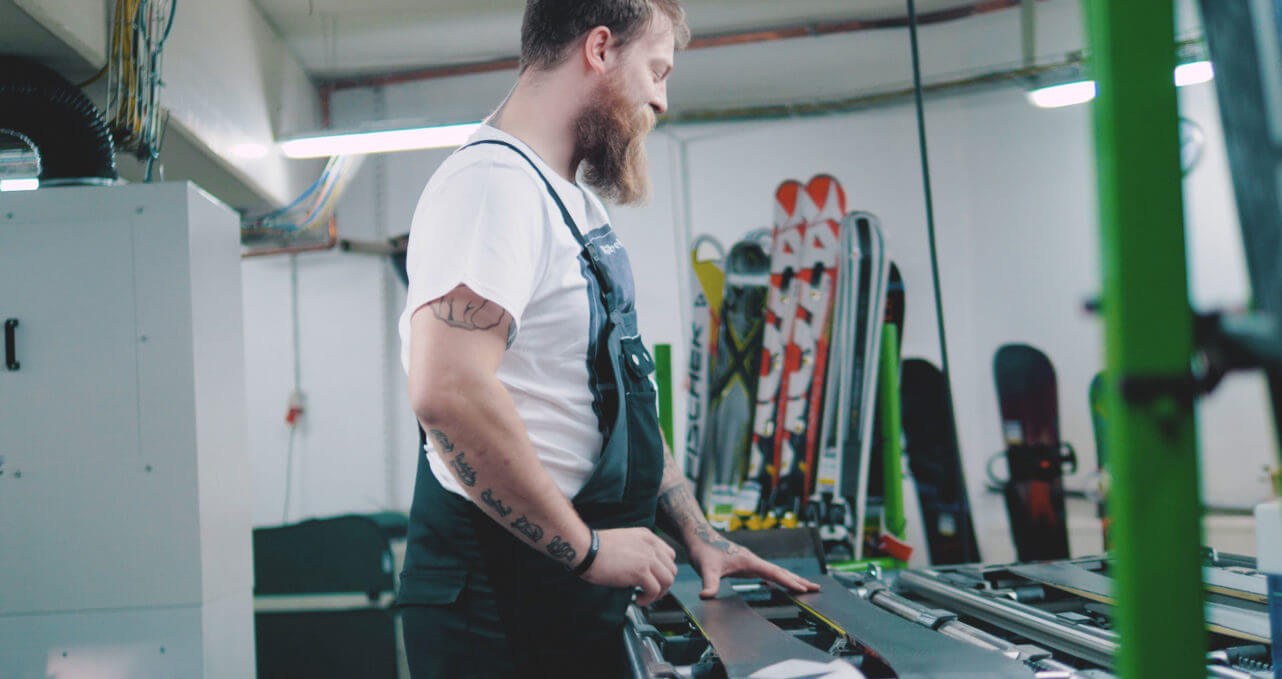 Kitzsport Skiservice Kitzbühel